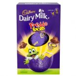 Cadbury Dairy Milk Freddo Faces Medium Easter Egg 122G